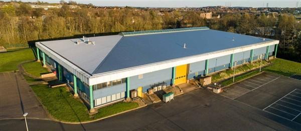 Unit R Charles Bowman Avenue, Claverhouse Industrial Estate, Dundee, DD4 9UB
