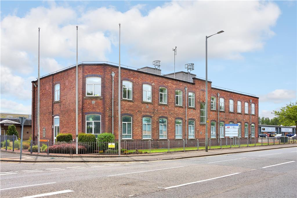 Shearer Building, Earls Road, Earls Gate Business Park, Grangemouth, FK3 8XG Image