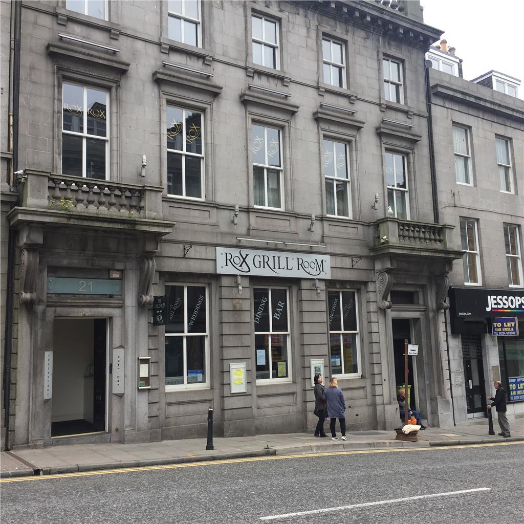 Rox Grill Room, 23 Market Street, Aberdeen, AB11 5PY Image