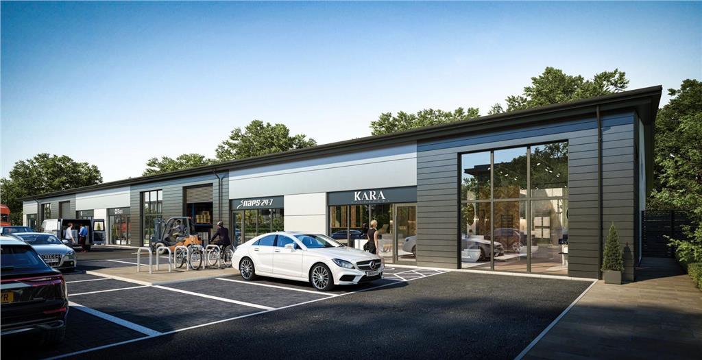 Titan Business Park, Titan Way, Leyland, Lancashire, PR26 7EW