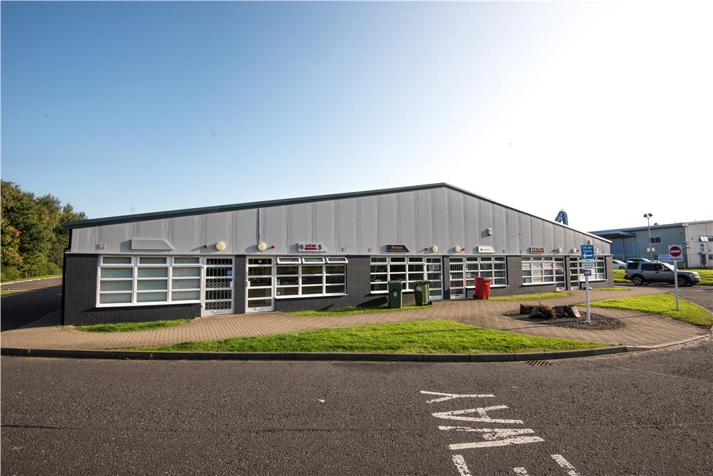 Office 4 Imex Business Centre, Craig Leith Road, Stirling, FK7 7WU Image