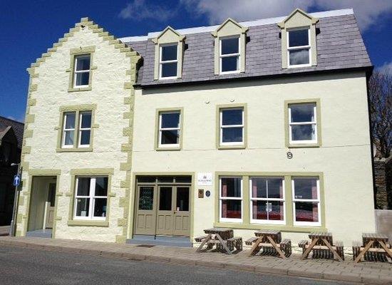 Main Street, Scalloway, Shetland, Shetland Islands, ZE1 0TR Image