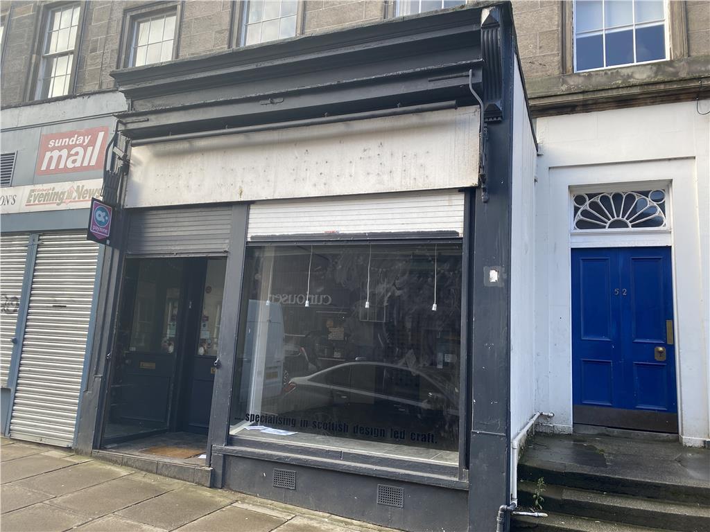 50A, Broughton Street, Edinburgh, City Of Edinburgh, EH1 3SA Image