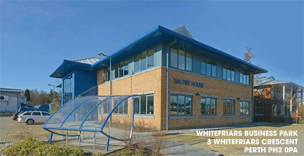 Saltire House, Whitefriars Business Park, 3 Whitefriars Crescent, Perth, Perth And Kinross, PH2 0PA