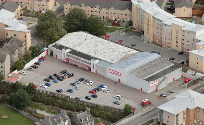 Former Matalan Store, 119 Constitution Street, Aberdeen, AB24 5ET Image