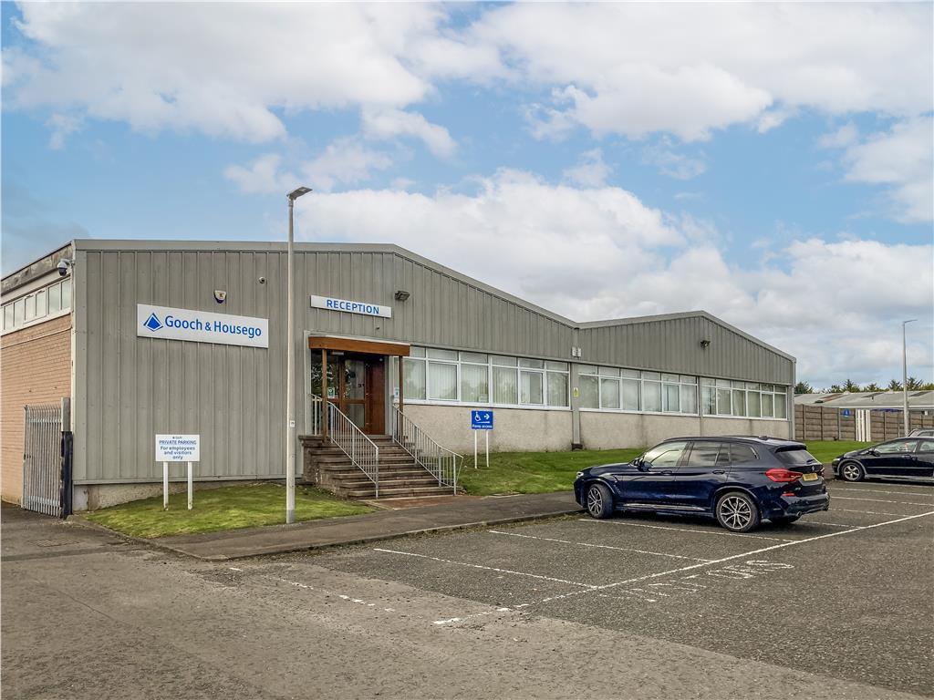 Unit M-N, Telford Road, Eastfield Industrial Estate, Glenrothes, Fife, KY7 4NX Image