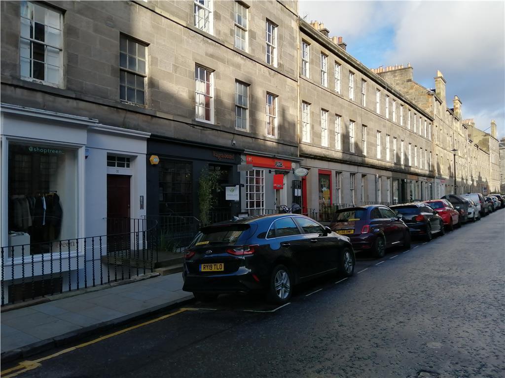 37 St Stephen Street, Stockbridge, Edinburgh, EH3 5AH Image