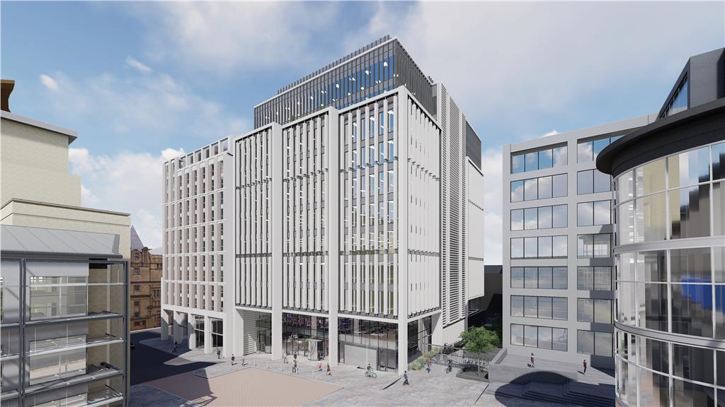 Broadway Central, Renfield Street, Glasgow, Glasgow City Council, G2 3AX Image