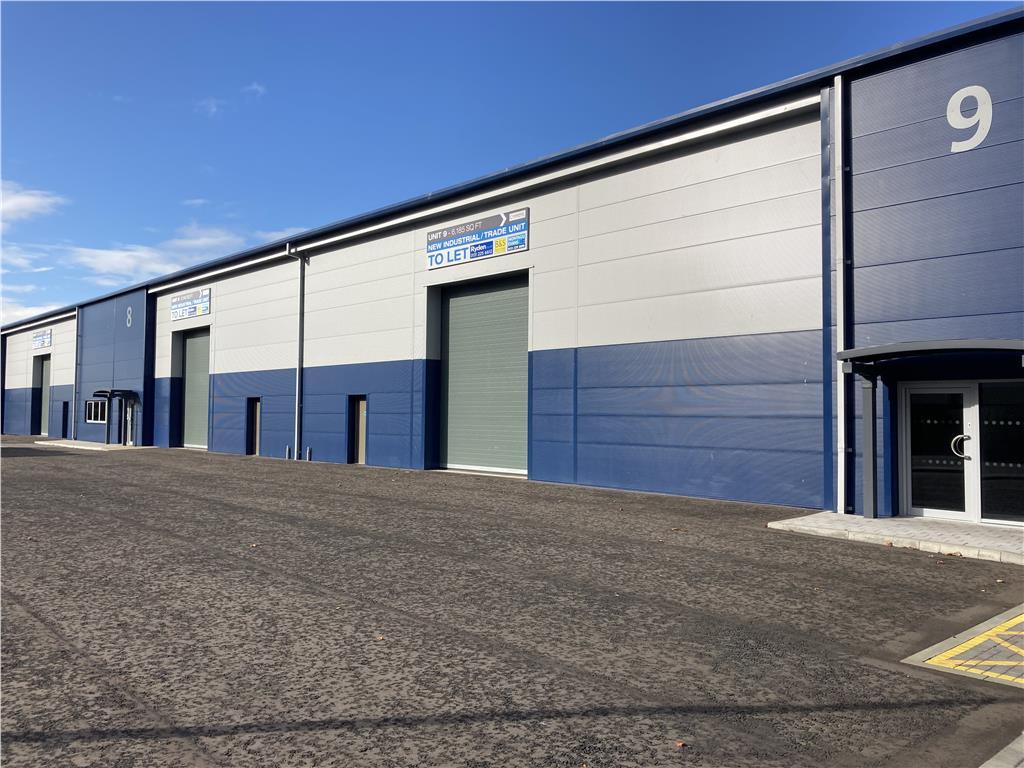 Seven Hills Business Park, Bankhead Crossway South, Sighthill, Edinburgh, EH11 4EP