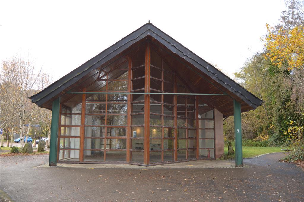 Former Luss Visitor Centre, Loch Lomond & The Trossachs National Park, Luss, G83 8PG Image