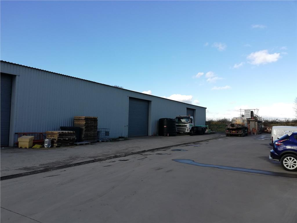 Peckfield House Farm, Bays 2&3, Building 1, Office And Storage Yard, Peckfield Bar, Selby Road, Micklefield, Garforth, West Yorkshire, LS25 4BD