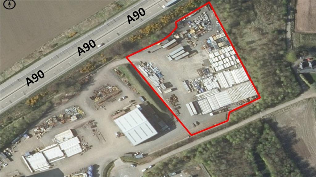 Storage Yard, Brechin Business Park, West Road, Brechin, Angus, DD9 6RJ