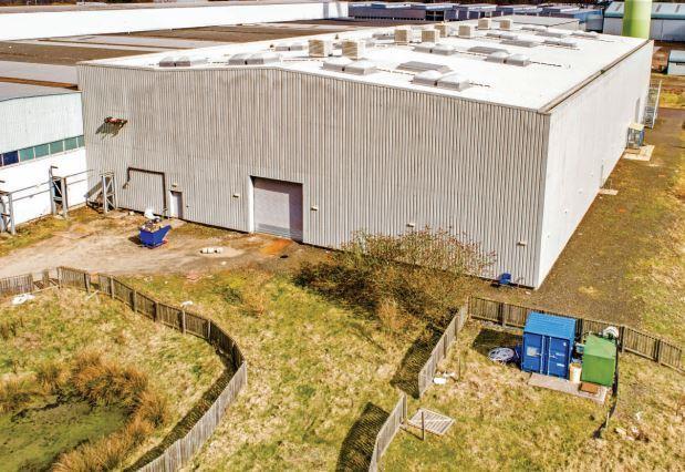 De Rivaz Building, Michelin Scotland Innovation Parc, Baldovie Road, Dundee, Tayside, DD4 8UQ