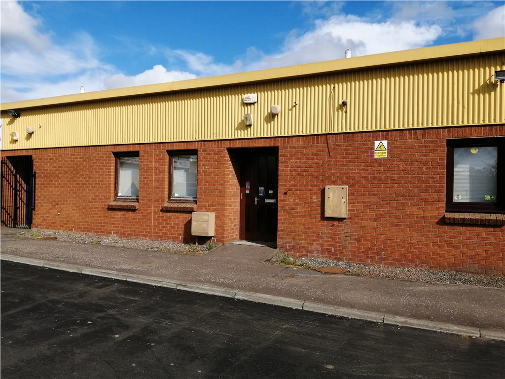 Unit 11, Carberry Place, Mitchelston Industrial Estate, Kirkcaldy, Fife, KY1 3NQ Image
