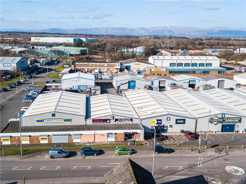 Unit A2, Etna Road, Middlefield Industrial Estate, Falkirk, FK2 9EG Image