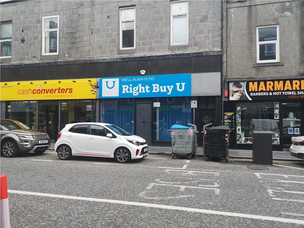 182 George Street, Aberdeen, Aberdeenshire, AB25 1BS Image