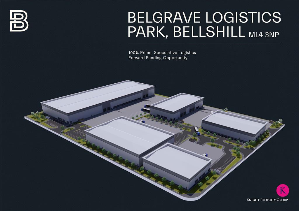 Bellshill Logistics Park, Belgrave Street, Bellshill, ML4 3NP Image