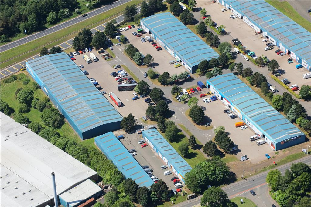 Unit 10, Woodgate Way South, Glenrothes, Fife, KY7 4PF Image