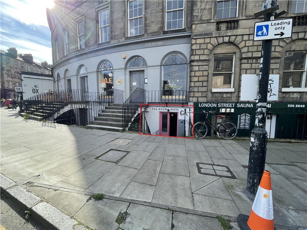 42 London Street, Edinburgh, City Of Edinburgh, EH3 6LX Image