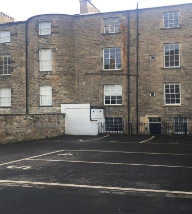 Car Parking Spaces 4&5, 13 Melville Street, Edinburgh, EH3 7PE Image