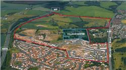 Kinnaird Village Centre Development Site, Bellsdyke Road, Kinnaird Village, Larbert, FK5 4GY