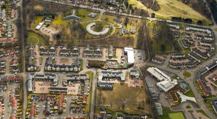Site for Assisted Living Development, McIntyre Road, Kinnaird Village, Larbert, FK5 4GY
