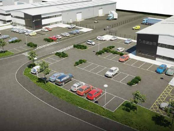 Unit 9A, ABZ Business Park, International Avenue, Dyce, Aberdeen, AB21 0BH Image