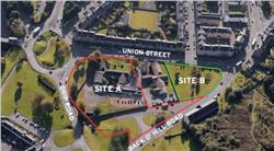 Development opportunity, Union Street, Stirling, FK8 1PH