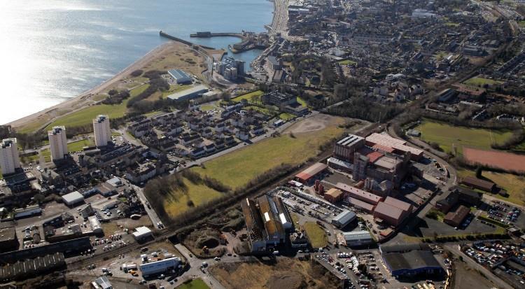 Development Site, Nairn Street, Kirkcaldy, Fife, KY1 2PB