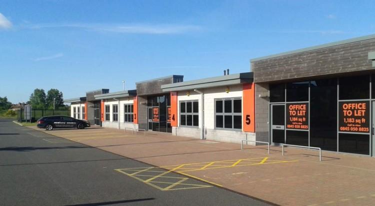 Modern Self-Contained Offices, Sherwood Network Centre, Sherwood Energy Village, Newton Hill, Ollerton Nottinghamshire, NG22 7FD
