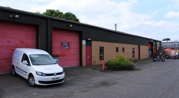 Block 10 Unit 3, Tweedbank Industrial Estate, Galashiels, TD1 3RS