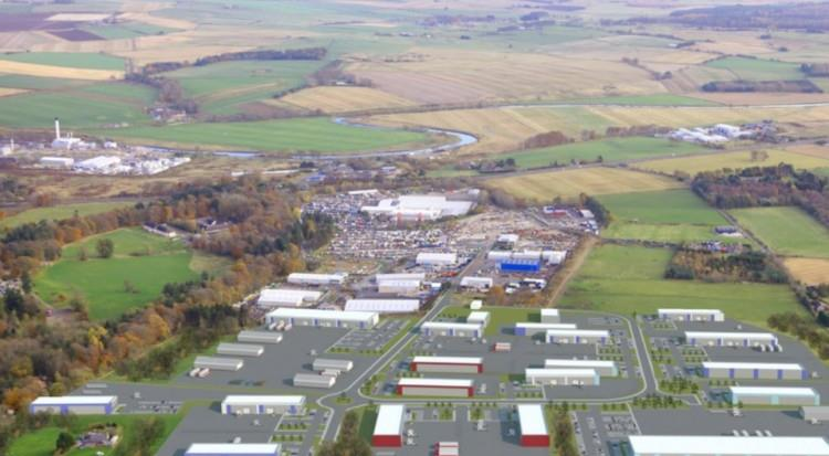 Thainstone Business Park, A96, Thainstone, Inverurie, AB51 5GT