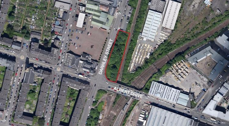 Development Site Darnley Street/Albert Drive, Glasgow Image