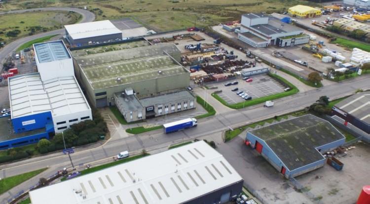 Altens Industrial Estate, Blackness Road, Altens, Aberdeen