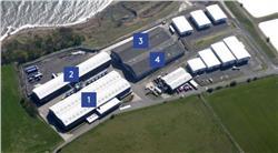 Units 1, 3 & 4 Frances Industrial Park, Dysart, Kirkcaldy KY1 2XZ