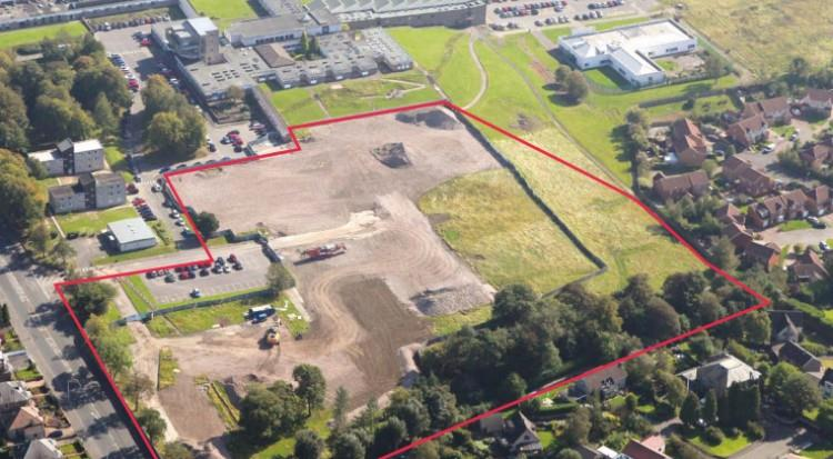 Surplus Land, Lynebank Hospital, Halbeath, Dunfermline, KY11 8JH