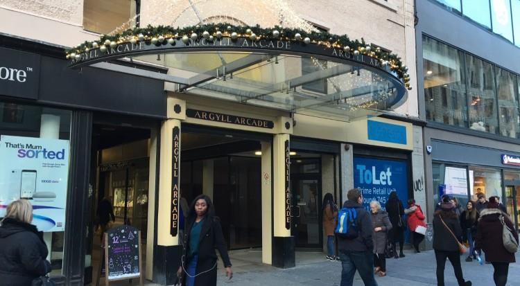Argyle Street, , Glasgow, G2 8BQ Image