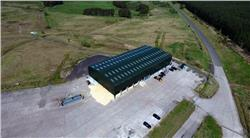 M74 Heat and Power Park, Distributor Road, Poniel, ML11 0RL