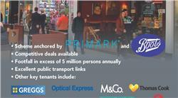 Oak Mall Shopping Centre, Hamilton Gate, Greenock, PA15 1JW