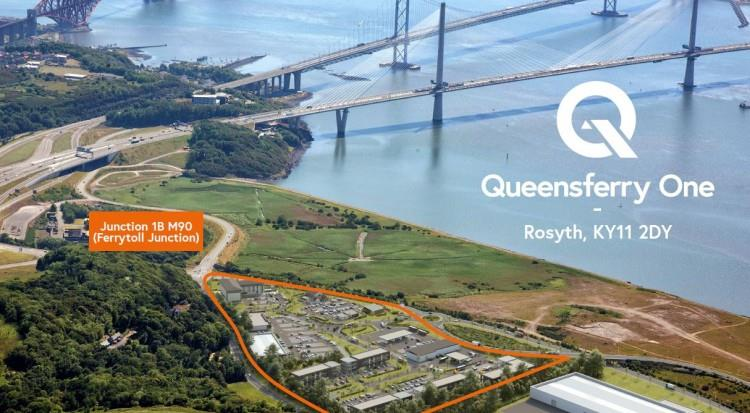 Queensferry One, Ferry Toll Road, Rosyth Waterfront, Rosyth, Fife, KY11 2DY