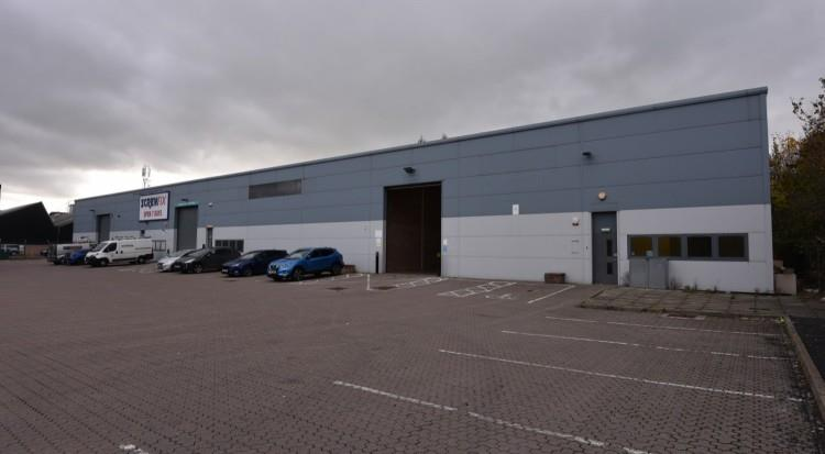Unit 1, Hawick Trade Park, Burnfoot Industrial Estate, Hamilton Road, Hawick