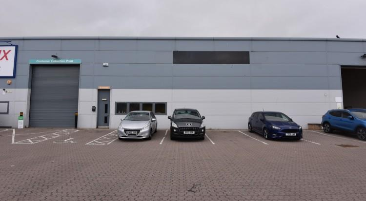 Unit 2, Hawick Trade Park, Burnfoot Industrial Estate, Hamilton Road, Hawick