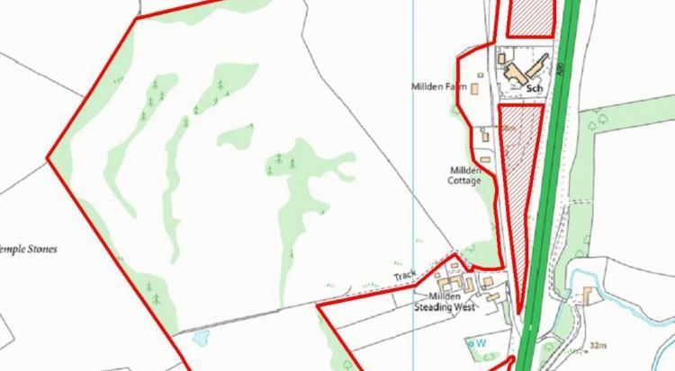 Land at Millden, Balmedie, Aberdeen