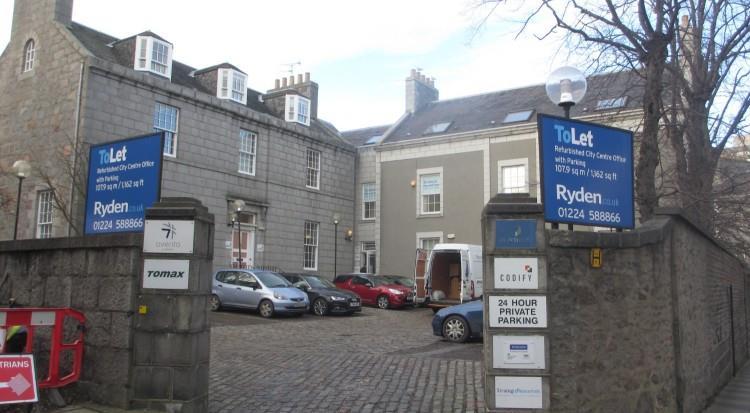 Migvie House, North Silver Street, Aberdeen Image