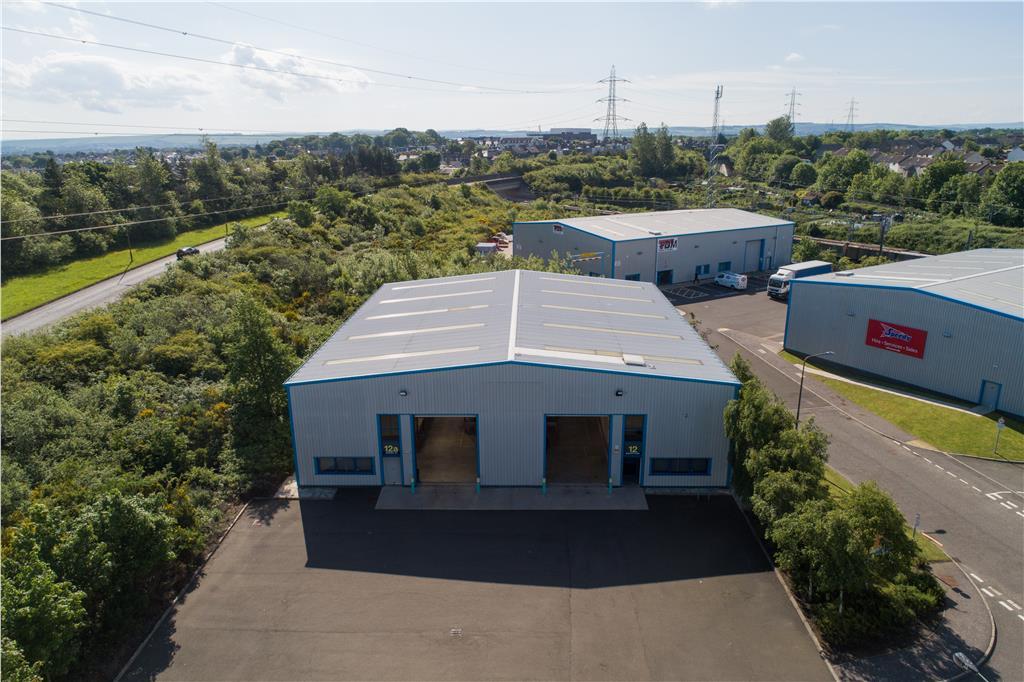 Unit 12, A1 Industrial Park, Sir Harry Lauder Road, Edinburgh, EH15 2QA Image