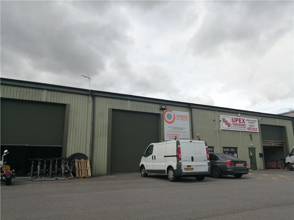Unit 2, Plews Way, Leeming Bar, Northallerton, North Yorkshire, DL7 9UL