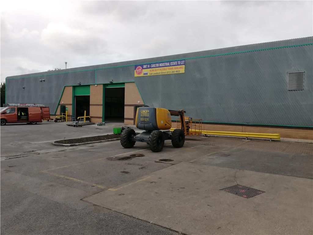 Unit 14, Carlton Industrial Estate, Albion Road, Barnsley, South Yorkshire, S71 3HW