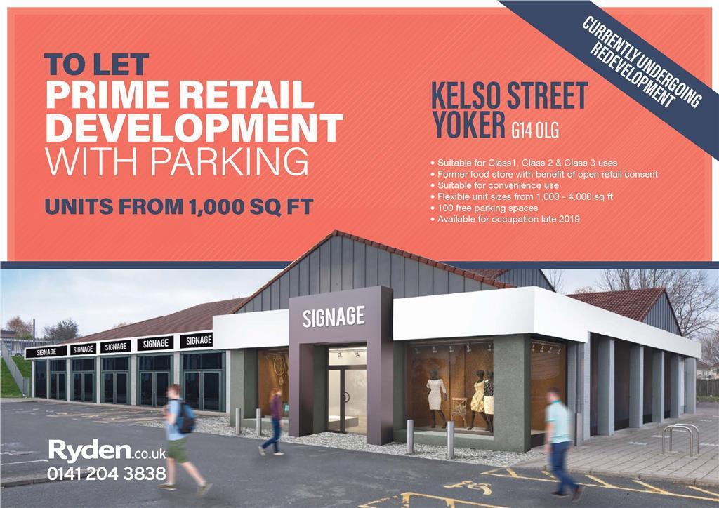 Kelso Street, Yoker, Glasgow, City Of Glasgow, G14 0LG Image