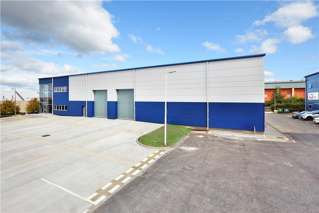 Unit 14 Seven Hills Business Park, Bankhead Crossway South, Sighthill, Edinburgh, EH11 4EP