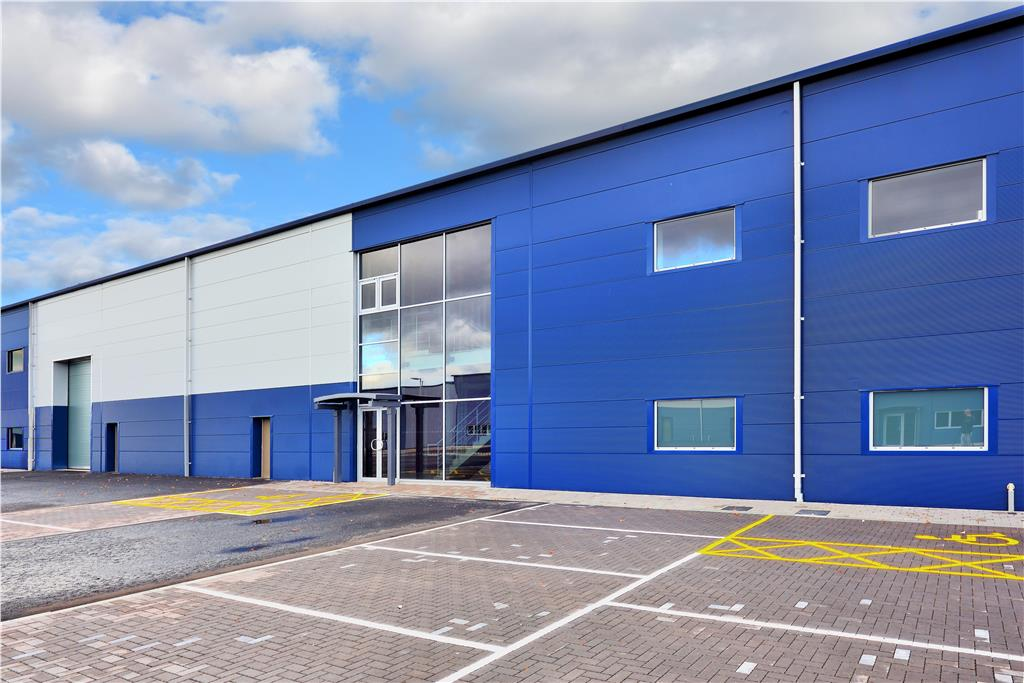 Unit 5 Seven Hills Business Park, Bankhead Crossway South, Sighthill, Edinburgh, EH11 4EP